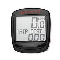 Велокомпютер Sigma Sport Base 800 Black-White SKL35-238506