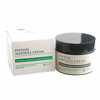 Крем для лица с пептидами MIZON Peptide Ampoule Cream 50ml
