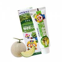 Зубная паста детская Дыня Pororo Toothpaste For Kids Melon 90g