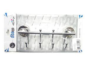 Amasra Планка с 4-мя крючками 123034 DIBANYO
