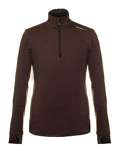 Чоловіча кофта Brunotti Terni Men Fleece L Tabacco SKL35-238377