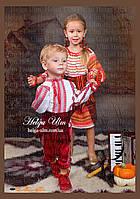 """Український костюм (стрій) для дівчинки - """"Одеса"""". На замовлення, фото 1"""