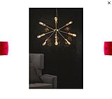 Подвесной светильник 9130 ROD GOLD IX, фото 2