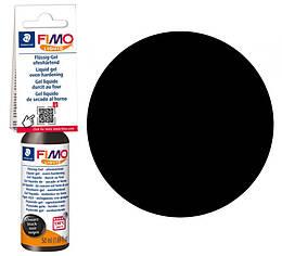Жидкая пластика - гель, Черная, 50 мл, Fimo