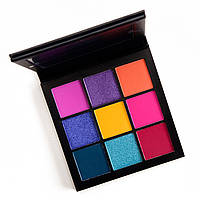 Тени Huda Beauty Electric Obsessions Eyeshadow palette - ОРИГИНАЛ