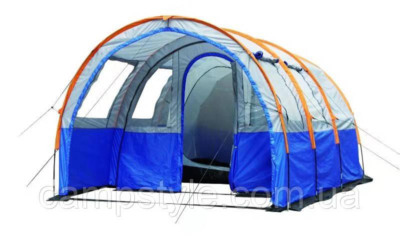 Палатка кемпінгові 4-х місцева двокімнатна Lanyu LY-1801