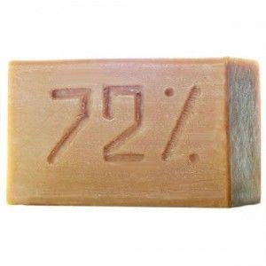 Мыло хозяйственное коричневое 72% 200 гр