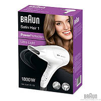 Фен BRAUN HD180 Satin Hair 1 1.8кВт