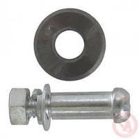 Колесо Intertool сменное для плиткореза с осью 16х2х6 мм (арт. НТ-0348)