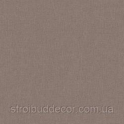 Щільні паперові шпалери 0,53*10,05 Еко лайн коричневі однотонні