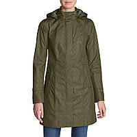 Плащ Eddie Bauer Womens Girl on the Go DK THYME L Темно-зеленый 7343DKTH-L, КОД: 259730