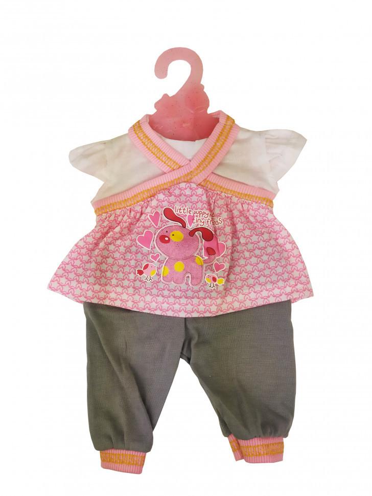 Кукольный наряд DBJ-445A-456 (Розовая собачка), Оригинал