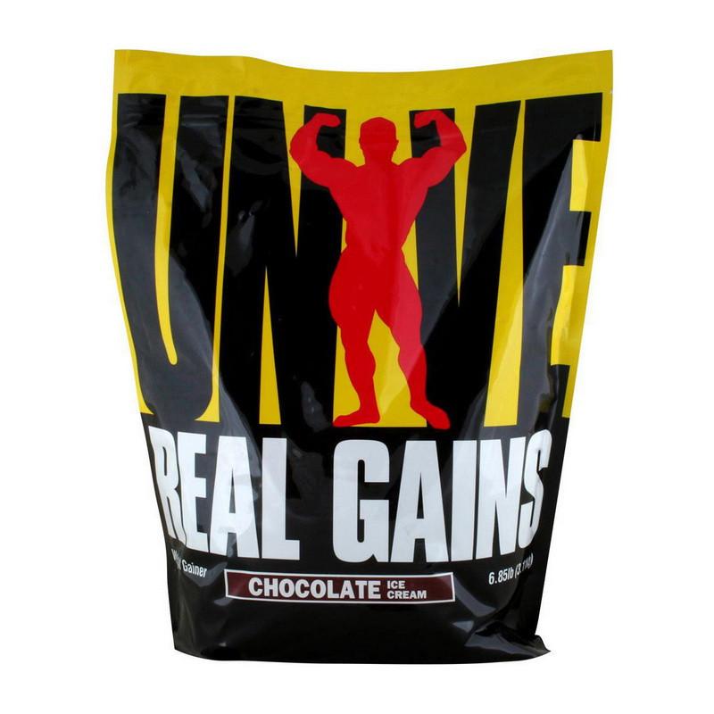 Гейнер Real Gains (3,11 kg) Universal