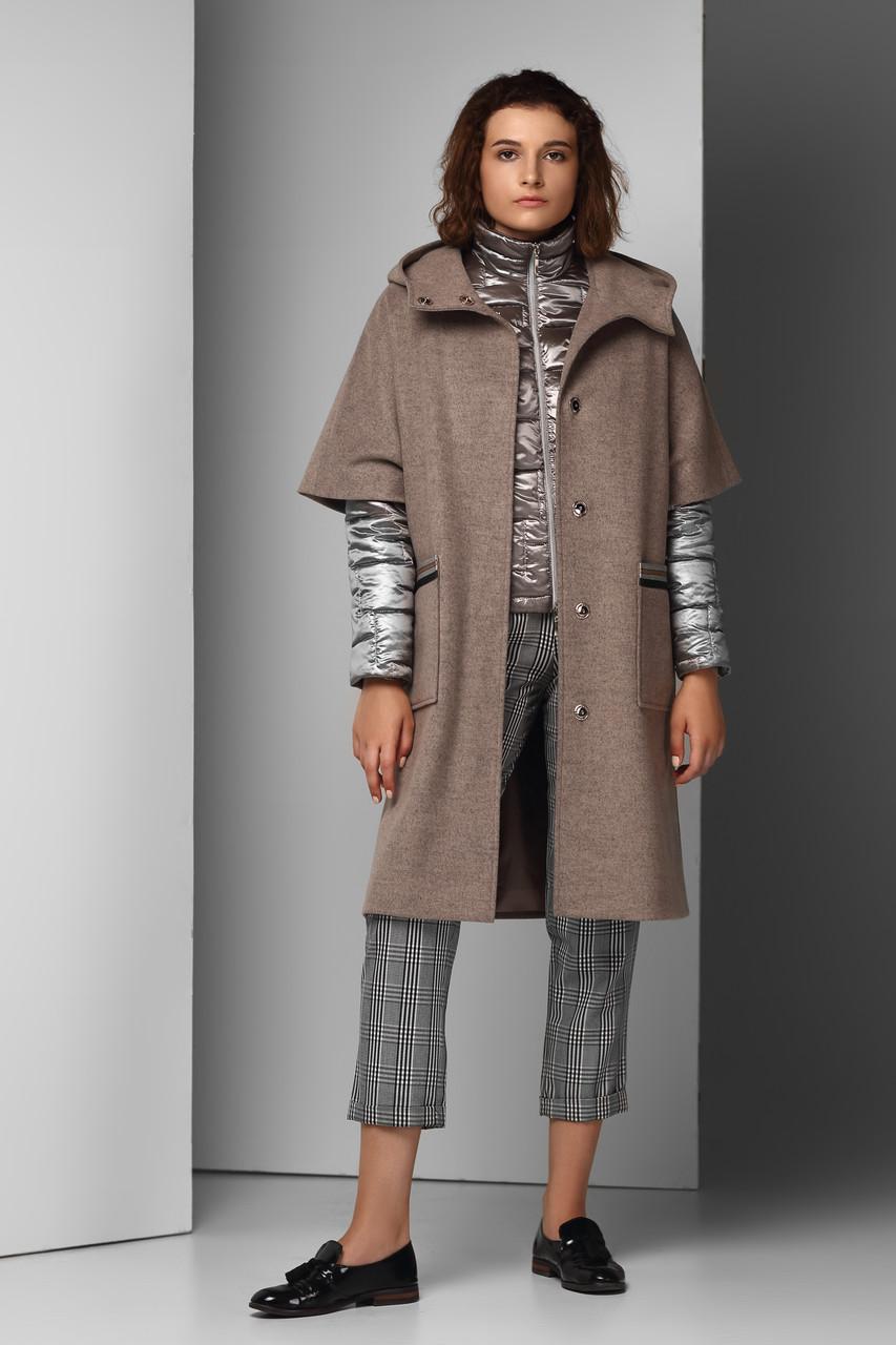 Пальто демісезонне 2в 1 Raslov 294