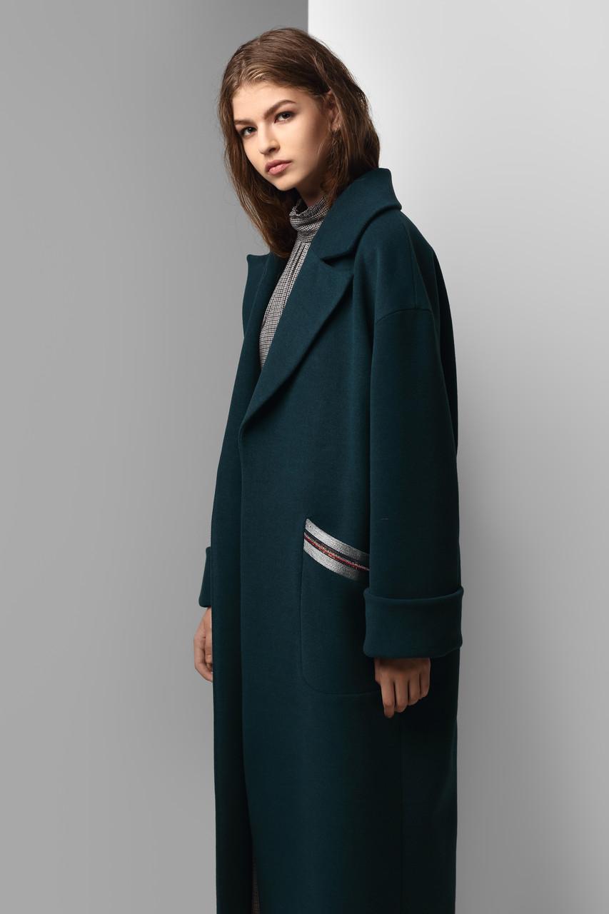 Пальто-халат демісезонне видовжене Raslov 296