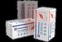 Экструдированный пенополистирол XPS SWEETONDALE CARBON ECO FAS/2 S/2 1180х580х40мм
