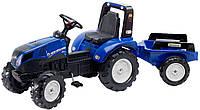 Детский трактор на педаляхFalk 3090B New Holland