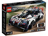 Lego Technic - Гоночный автомобиль Top Gear на управл (App-Controlled Top Gear Rally Car, 463 дет), 9+ (42109)