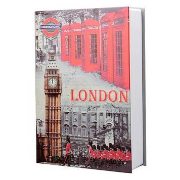 Книга-сейф MK 0791 (Лондон), Оригинал