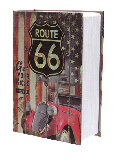 Книга-сейф MK 0791 (Шоссе 66), Оригинал