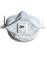 Защитный респиратор - маска для лица 3M VFlex 9162Е FFP2 с клапаном. ОРИГИНАЛ!