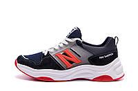 Мужские летние кроссовки сетка New Balance  (реплика), фото 1