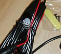 Камера Заднего Вида 5-pin (mini-jack 2.7 mm) Для Зеркал-Регистраторов + Ночное видение CAM-01 LED, фото 4