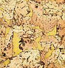 Пробковые панели (обои) Miami Yellow TM Egen 600*300*3 мм, фото 2