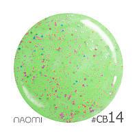 Гель-лак Naomi Candy Bar №014 6мл