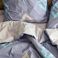 Комплект постельного белья ранфорс 20106, фото 1
