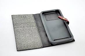 Чехол-книжка для телефона 4you BELT iPhone 5 grey , фото 2