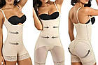 Комбидресс L/XL Slim Shapewear телесный   Профессиональное корректирующее женское белье, фото 9