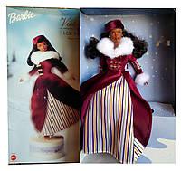 Колекційна лялька Барбі Фігуристка Barbie Victorian Barbie Ice Skater 2000 Mattel 27432, фото 1