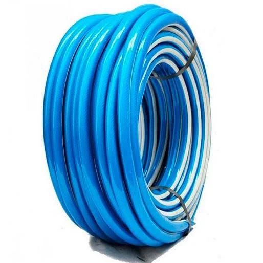 Армированный шланг Evci Plastik Радуга BLUE 3/4 50 м