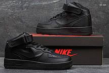Кроссовки Nike Air Force высокие, фото 2