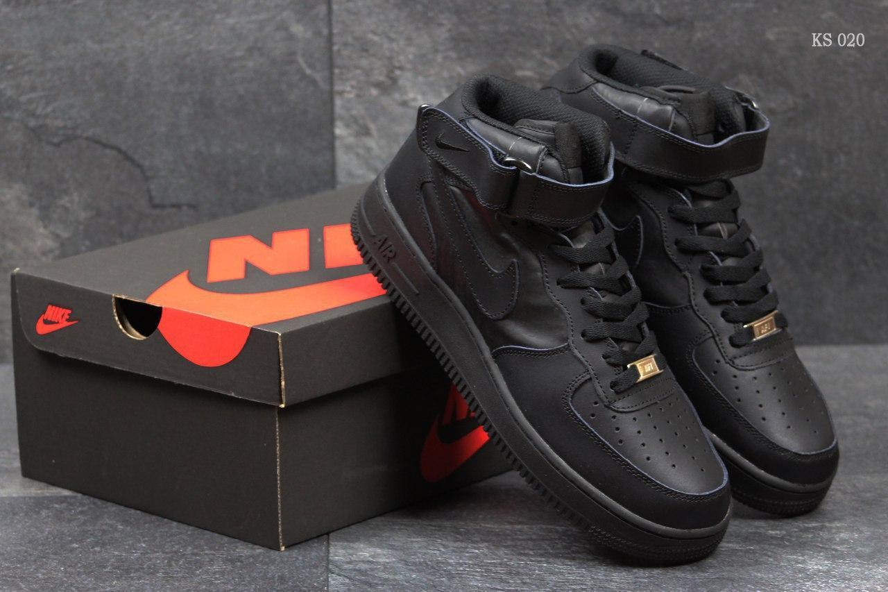 Кроссовки Nike Air Force высокие