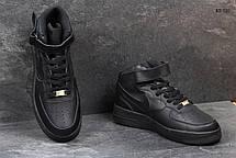 Кроссовки Nike Air Force высокие, фото 3