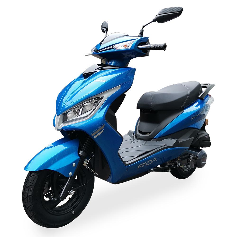 Скутер FADA M9 (YB150T-15J) Синий