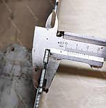 Мангал Вогник розкладний у валізу 3мм з ніжками на 10 шампурів ХВЗ, фото 10