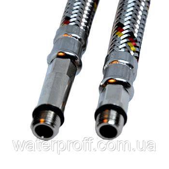 Шланги для смесителя М10 L 60 Raftec, фото 2