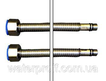 Гофротрубка для смесителя М10 L 40 Gross, фото 2