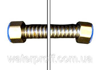 Гофротрубка вода L 60 РР Gross, фото 2
