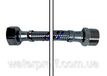 Шланг в оплетке вода L 60 ГШ Gross, фото 2
