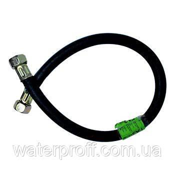 Шланг для газа L 120 чёрный, фото 2