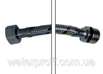 Шланг в обплетенні вода L 120 ГШ Raftec, фото 2