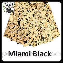 Пробковые панели (обои) Miami Black TM Egen 600*300*3 мм