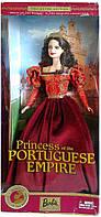 Коллекционная кукла Барби Принцесса Португальской империи Barbie Princess of the Portuguese Empire 2002, фото 1