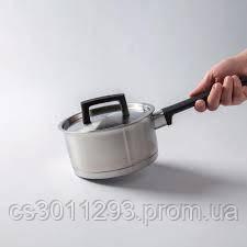 Ківш з нержавіючої сталі з кришкою Berghoff RON 1,6 л 3900022, фото 2