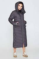 Стильное демисезонное плащевое пальто Elvi С 93