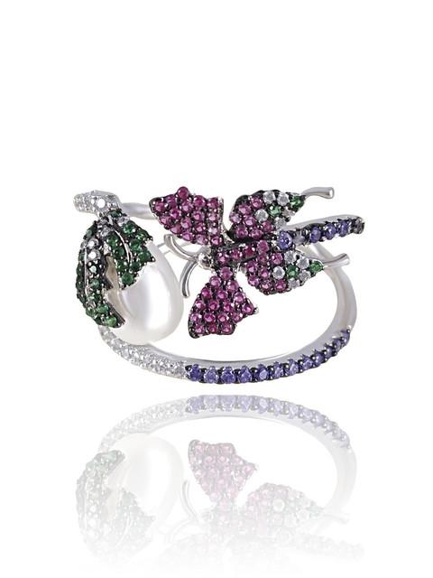 Итальянские серебряные кольца